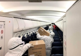 Chapman Freeborn & Avion Express team up to provide medical cargo