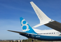 Boeing allocates first batch of funds for 737 MAX crash families