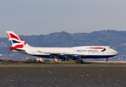 British Airways Boeing 747 aerotime news