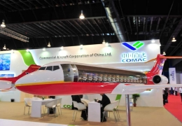 COMAC strives to pitch ARJ21 in Southwest China