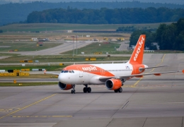 easyJet Switzerland flies near full capacity through summer 2020