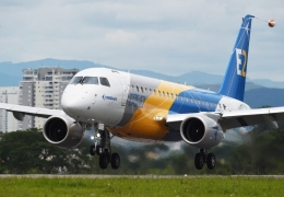 Embraer pushes back E175-E2 introduction to 2023