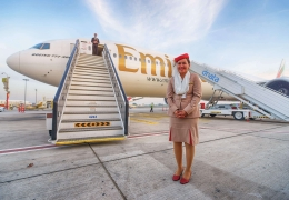 How will Emirates fleet change in the next 10 years?