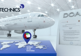 FL Technics renews its GCAA Part 21 certificate