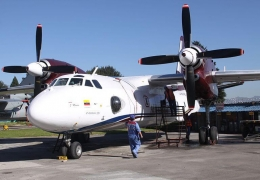 AerCaribe An-32 suffers runway excursion, disintegrates on impact