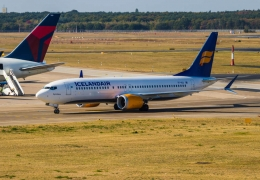 "Boeing to cover ""fraction"" of Icelandair's 737 MAX loses"
