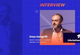 Post pandemic air travel: interview with Enzo Zangrilli