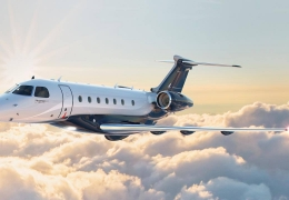 Embraer Praetor 600 gets domestic greenlight