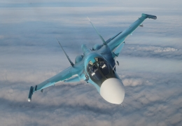 Two Su-34 collide over the Sea of Japan, only one pilot found