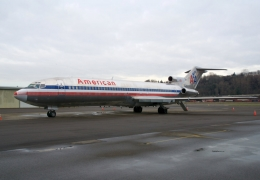 American Airlines Boeing 727 airplane aerotime aviation news