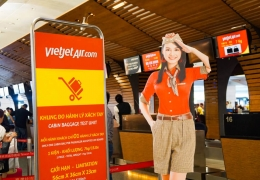 VietJet delivers bikini airlines to India
