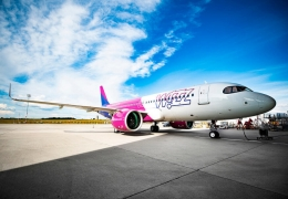 Wizzair receives its first A320neo