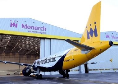 Monarch completes airframe maintenance on eight 787 Dreamliners
