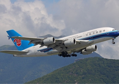 China Southern aims for the skies: to grow fleet to 2,000 by 2035