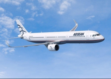 Pratt & Whitney GTF engine to power Aegean Airbus A320neo fleet