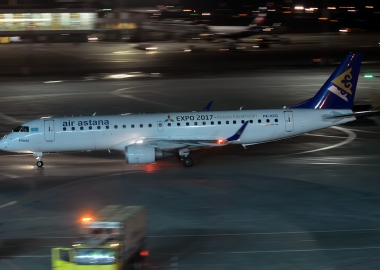 Air Astana E190 issued 'mayday', pilots considered 'ditching' jet