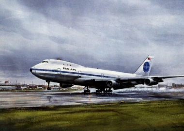 History Hour: Queen of the skies enters service