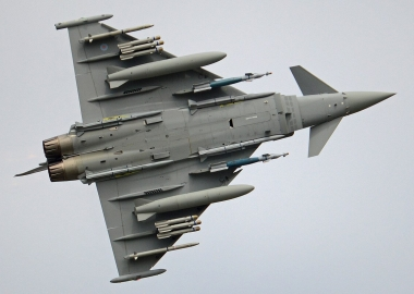 Qatar and UK governments ink 24 Typhoons order