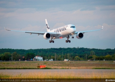 Finnair, pax up by 3.1% in March 2017