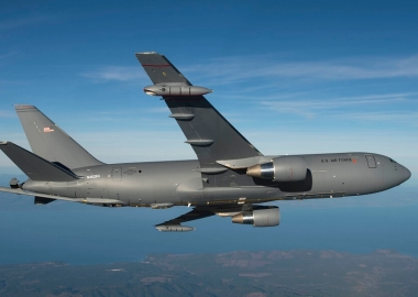 Boeing to provide USAF with KC-46 Pegasus maintenance training