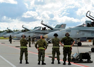 NATO, Russia and a turbulent peace over the Baltics