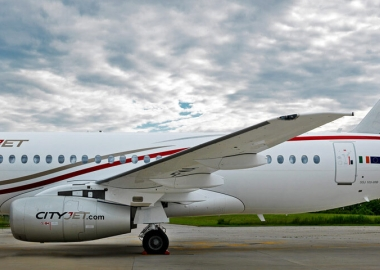CityJet takes delivery of the third SSJ 100