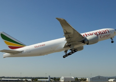 Ethiopian launches 1st Africa to Miami cargo route