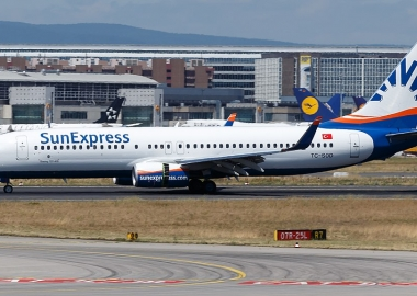 SunExpress to fly into 2019 with new 737 MAX 8s, new destinations