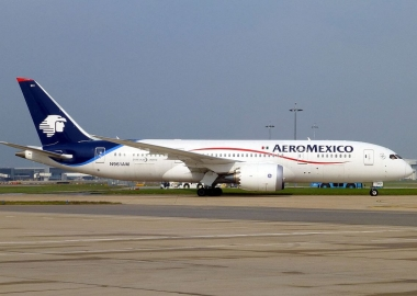 Aeromexico sings with EPCOR for 787 APUs support