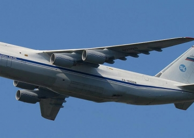 Antonov to cooperate with Russian Volga-Dnepr Airlines