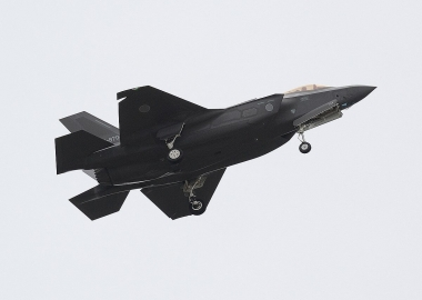 Japan finds some debris from its F-35A lost at sea