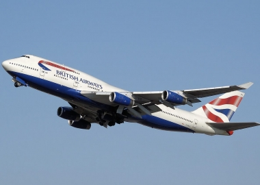 British Airways reveals