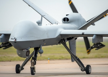 MQ-9 Reaper downs target drone in first air-to-air kill