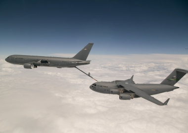 Boeing awarded $2.9B for fourth KC-46A tanker production lot