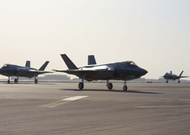 US Air Force deploys F-35A in the Middle East for the first time