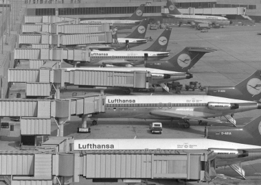 PHOTOS: Frankfurt Airport celebrates 80th Anniversary
