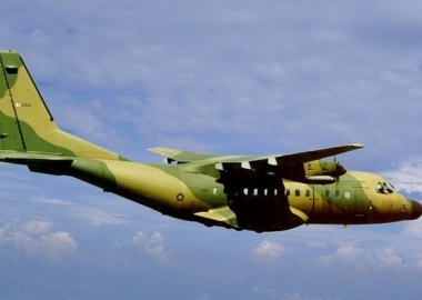 Indonesian Aerospace delivers CN235-200M to Senegal