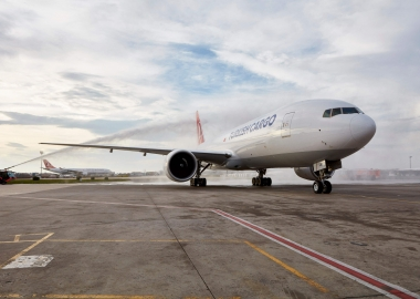 Turkish Airlines orders three 777 freighters