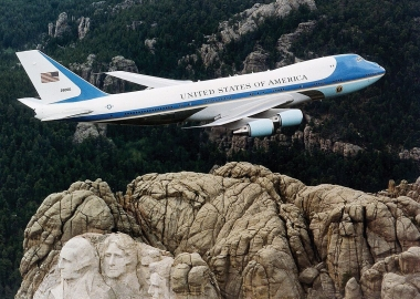 Boeing announced booking Air Force One planes