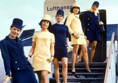 Smile and stay thin – life as a 60s air hostess