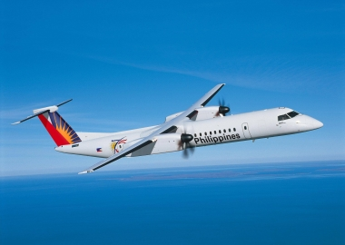 Philippine Airlines, Bombardier finalize order for up to 12 Q400
