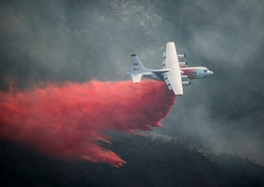 C-130 crashes during firefighting mission in Australia, 3 dead
