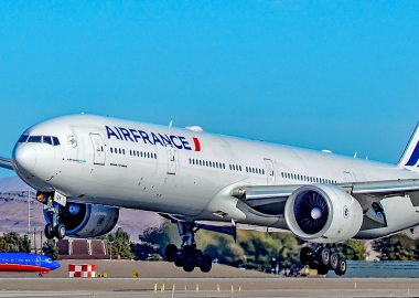 Child stowaway found dead in Air France flight