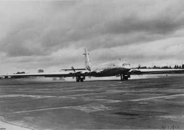 History Hour: first flight of Bristol Brabazon Mk.I prototype