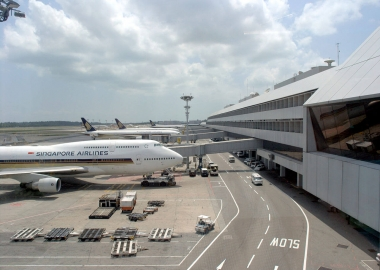 Changi Airport, pax up by 8.2% in January 2017