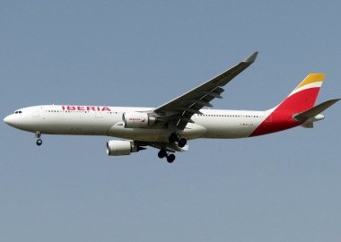 Iberia takes delivery of tenth A330-200