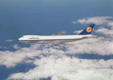 Lufthansa pays tribute to Boeing 747 on its 50th anniversary