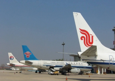 Major Chinese airlines record total revenue of USD 13.7B in Q1Q2