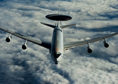 Boeing delivers last upgraded E-3A AWACS to NATO