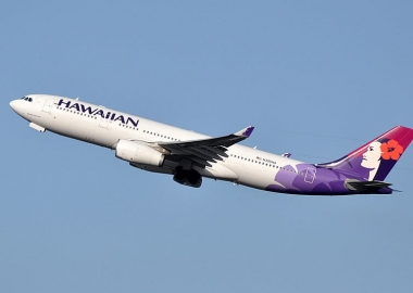 Boeing wins $2.82B Hawaiian Airlines contract